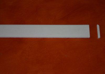 BATTH7  H. 7 - L. 150 - P. 1 cm.