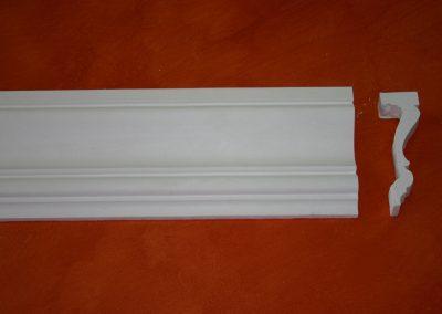 CB/072bis H. 15 - L. 150 - P. 4,5 cm.