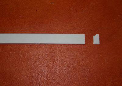 CB/162 H. 2,5 - L. 150 - P. 1,5 cm.