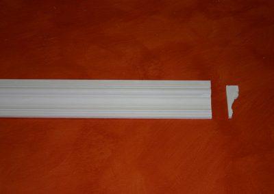 CB/166 H. 8,9 - L. 150 - P. 2,6 cm.