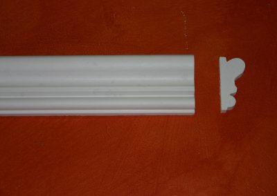 CB/167 H. 6,2 - L. 150 - P. 2,7 cm.