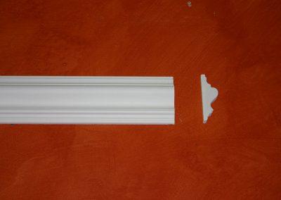 CB/168 H. 8,4 - L. 150 - P. 2,5 cm.