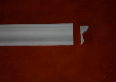 CB/170 H. 10,1 - L. 150 - P. 4,3 cm.