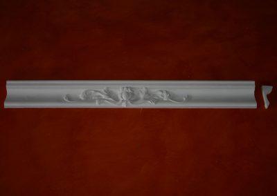 CB/171 H. 10,1 - L. 150 - P. 4,3 cm.