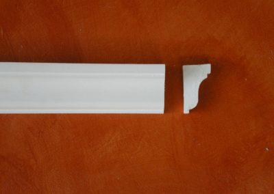CB/176 - H. 6,5 - L. 150 - P. 3,7 cm.