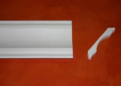 SB/083 - 9,3x10 - H. 13,5 - L. 150 cm.