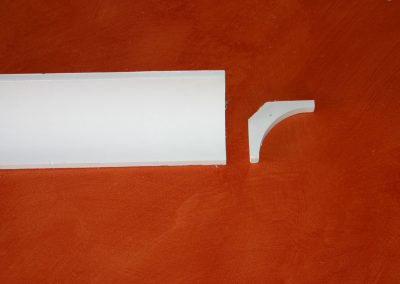 SB/087 - 8x8 - H. 11 - L. 150 cm.