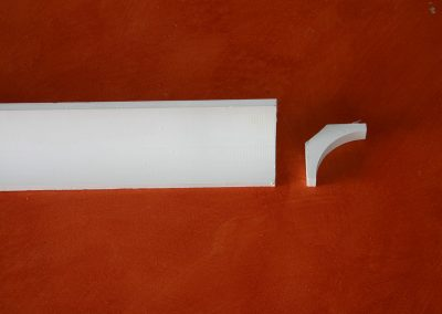SB/088 - 7x7 - H. 10 - L. 150 cm.