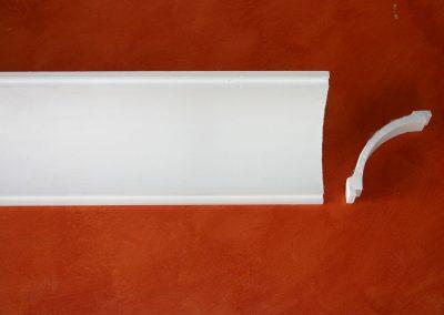 SB/091 - 15x15 - H. 21,5 - L. 150 cm.