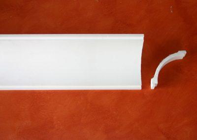 SB/092 - 10x10 - H. 13,5 - L. 150 cm.